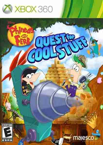 Descargar Phineas And Ferb Quest For Cool Stuff [MULTI][USA][XDG2][iMARS] por Torrent